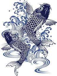 Image result for japanese waves vector