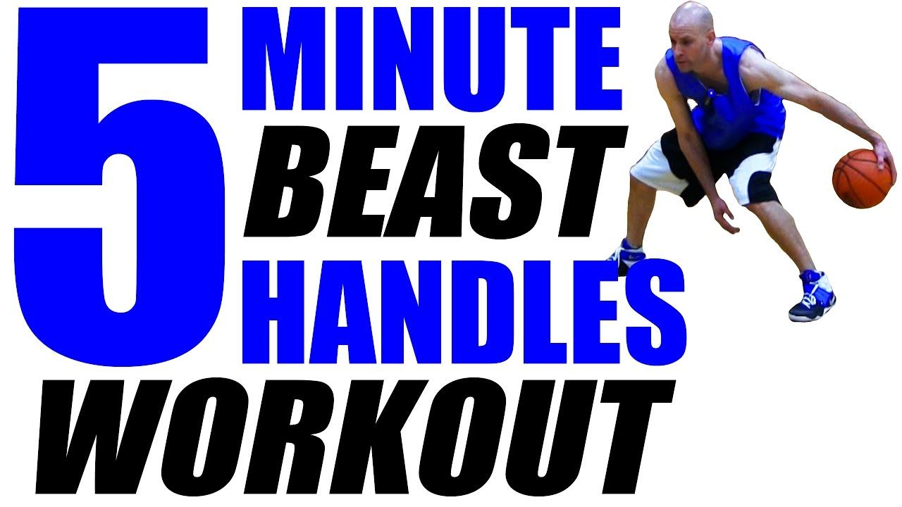 How To Get SICK Handles In 5 Minutes! Basketball BEAST