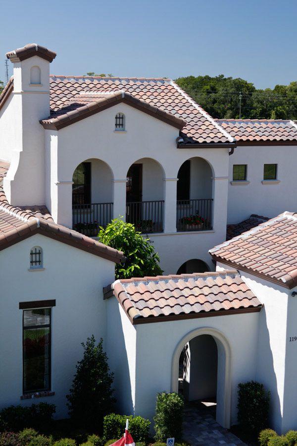 3723 Capistrano Adobe Blend Concrete Roof Tiles Roofing Concrete Roof