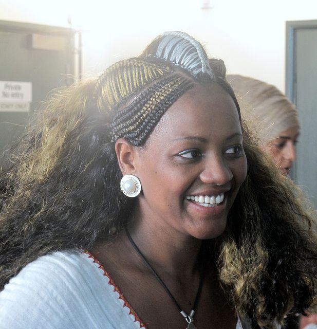 Wedding Hairstyles Ethiopian: Mulu's Ethiopian Hair Weaving (With Images)