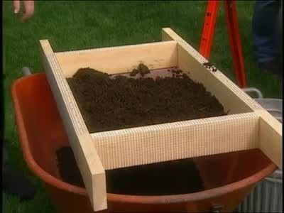How To Make A Soil Sifter For Your Garden Cold Frame Edible