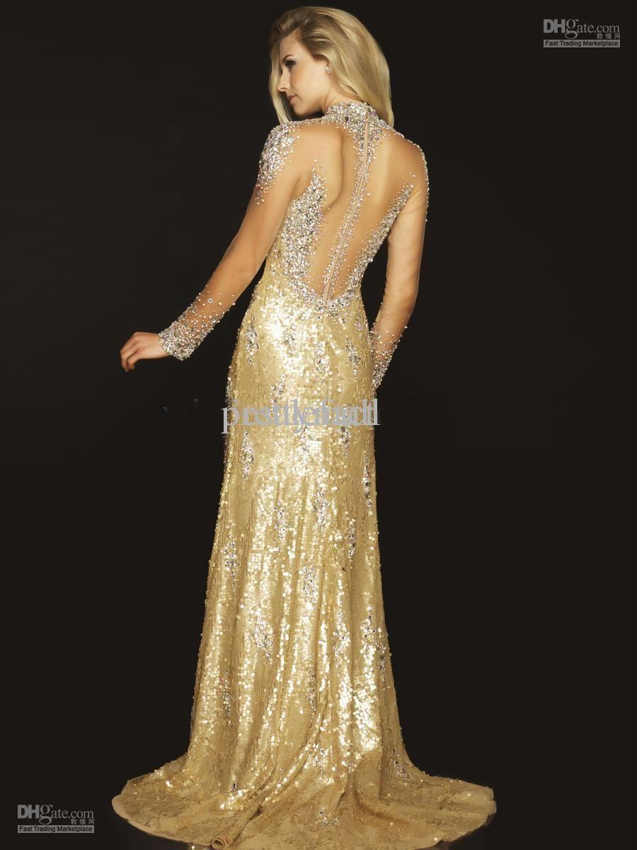 S evening gowns google search gold metallic evening wear