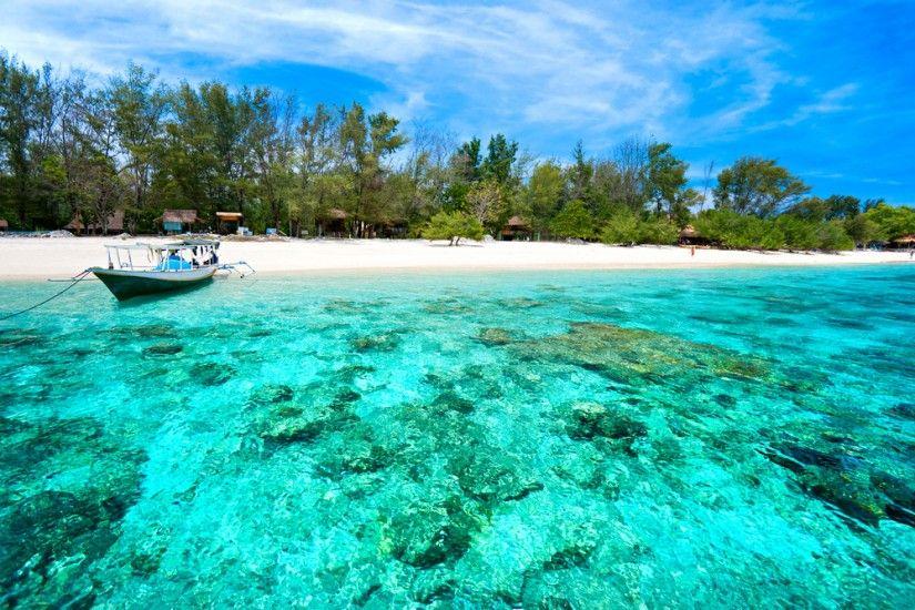 Liburan Ke Lombok Jangan Lupa Untuk Mengunjungi 10 Tempat Menawan Ini Tokopedia Blog Pantai Pemandangan Pariwisata