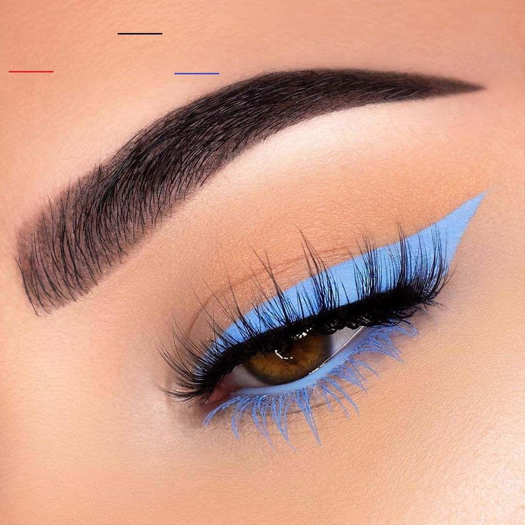 eyemakeup in 2020 Makeup für blaue augen, Make up