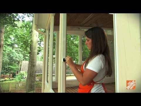 Fast Track Porch Screening Installation Video - YouTube