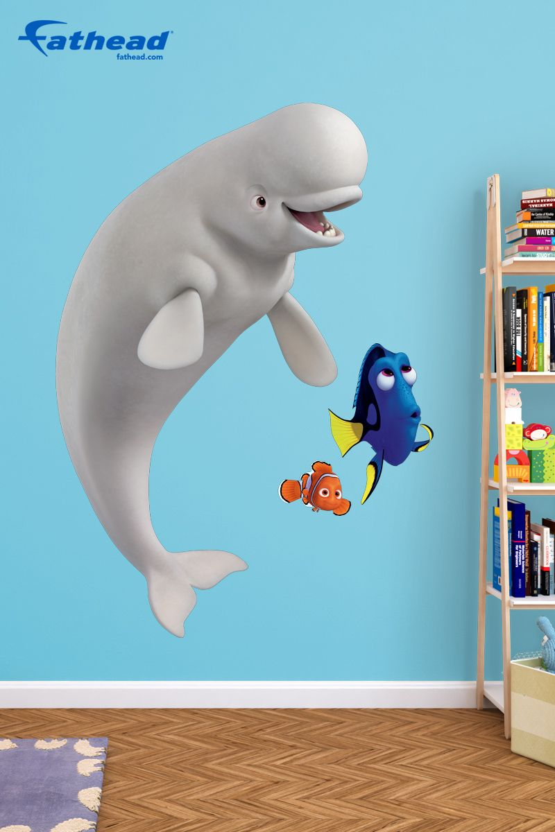 your kids wall could use a splash of fun with these fun bailey wall decals
