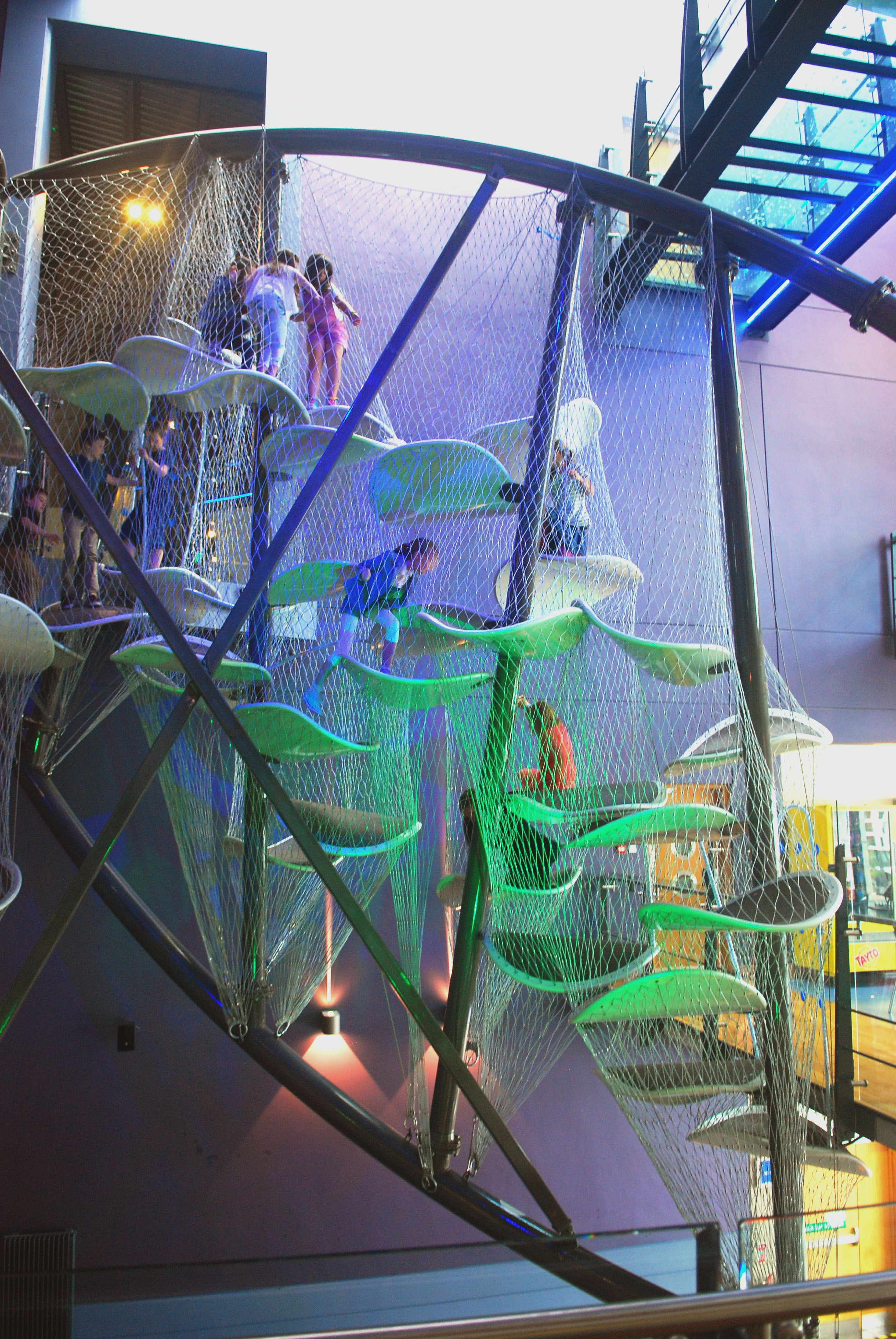 Cool Teen Church Rooms: Playgrounds Architecture