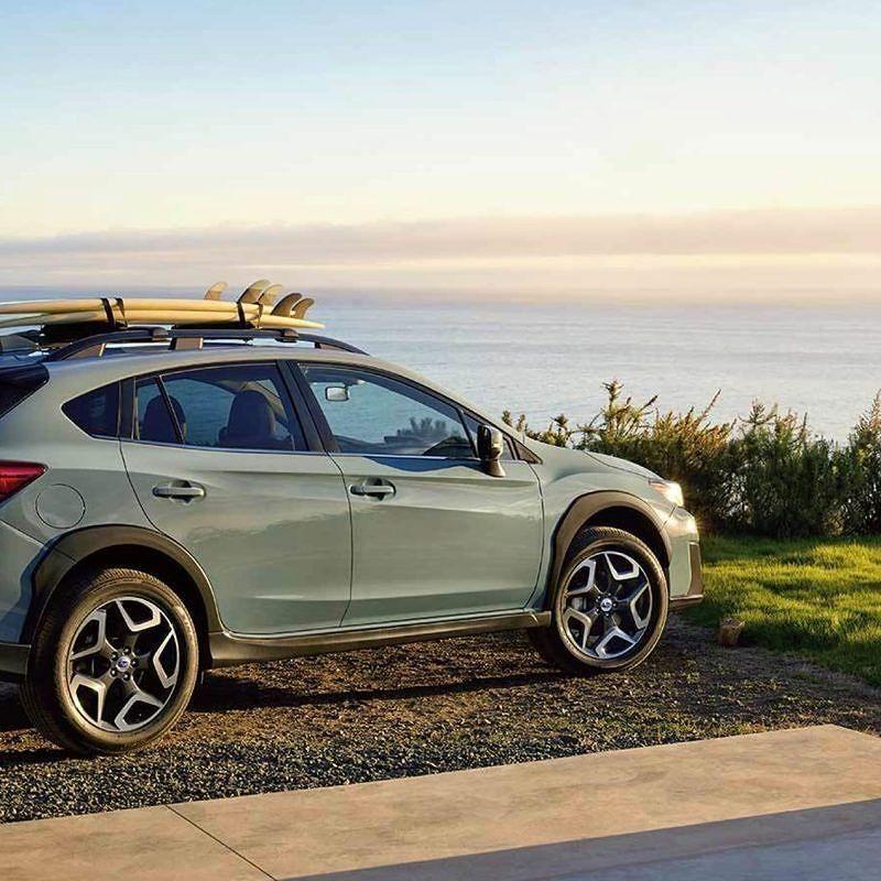 CarPlay standard on all trim levels of 2018 Subaru