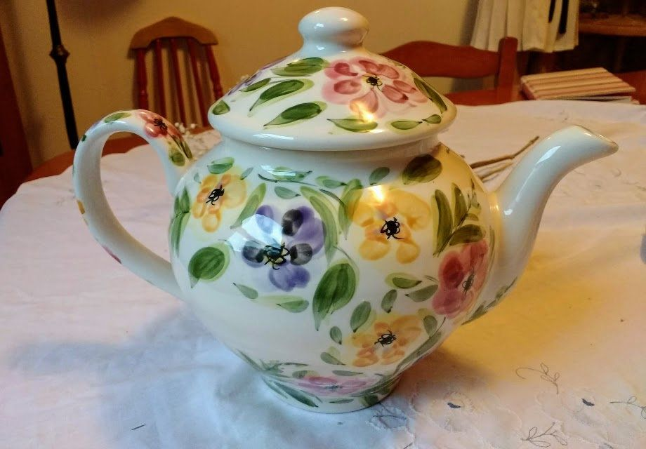 Your Place To Buy And Sell All Things Handmade Tea Pots Vintage Tea Pots Handcraft