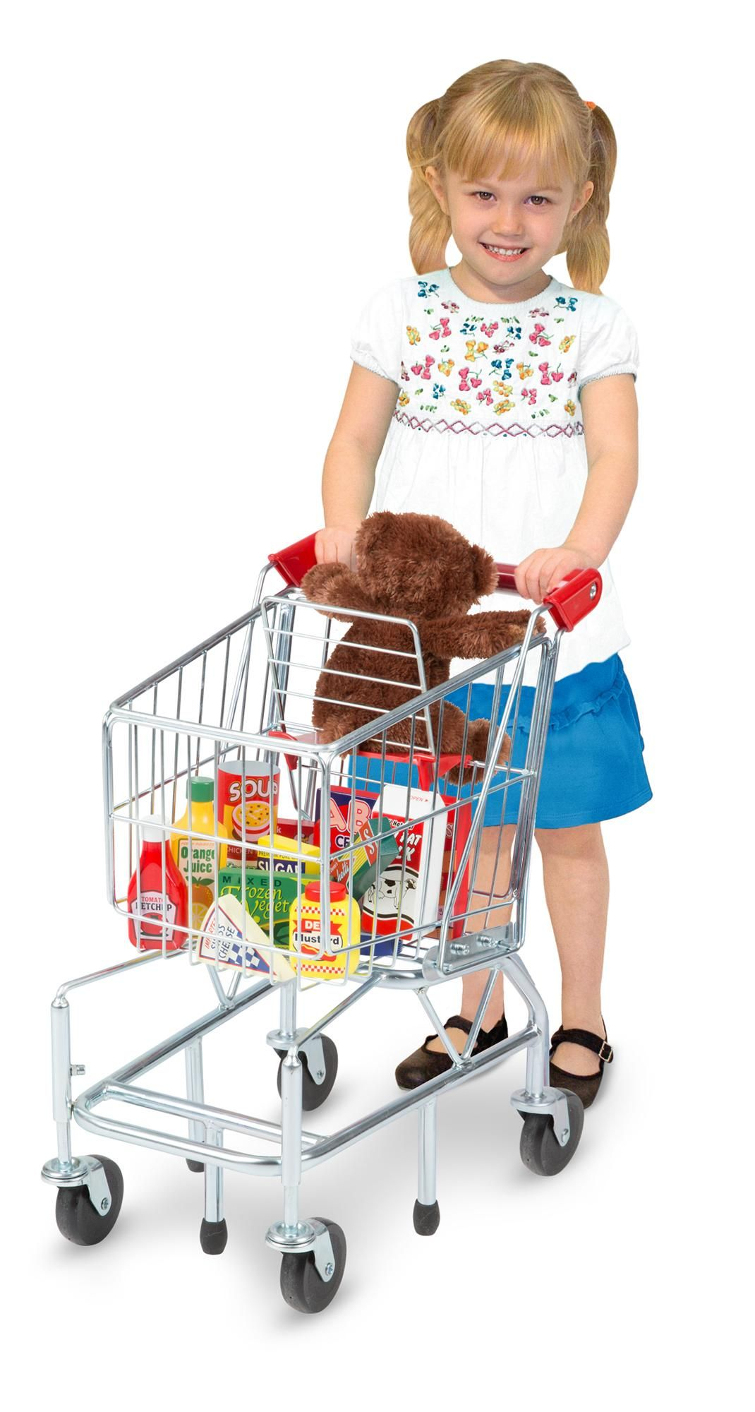 Toy Shopping Cart...but looks real...real size...cool gift