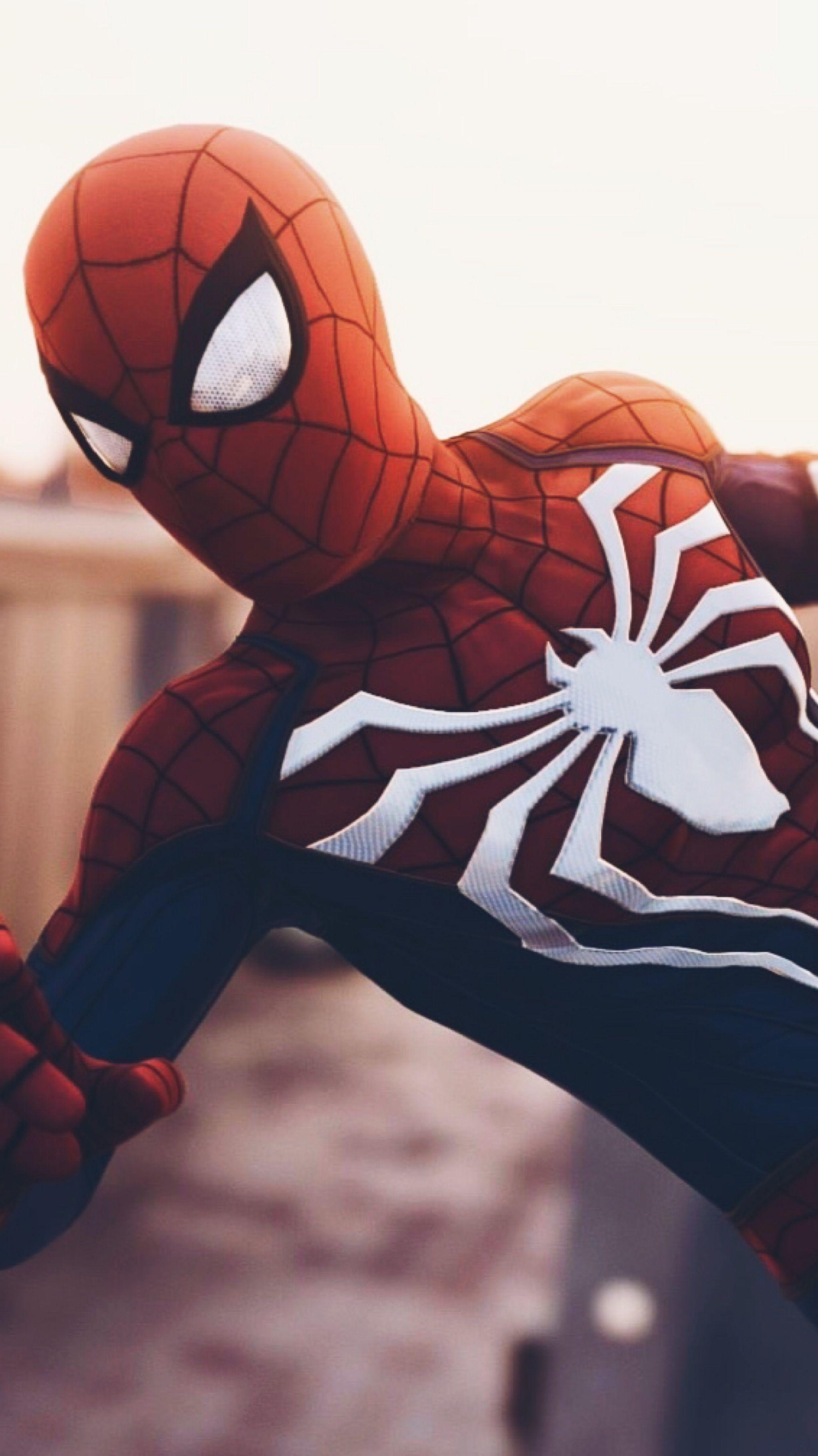 Wall Crawler Adli Kullanicinin Spider Man Panosundaki Pin Super Kahramanlar