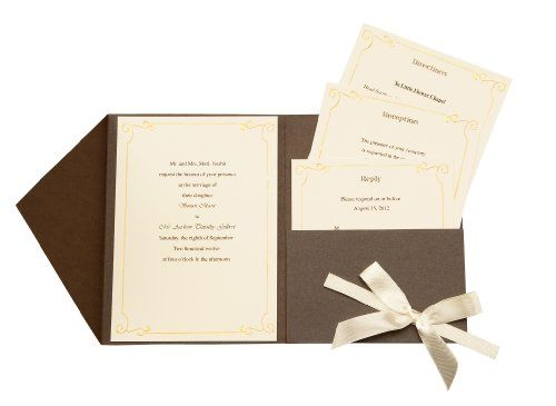 wilton wedding invitation kits Wedding Decor Ideas