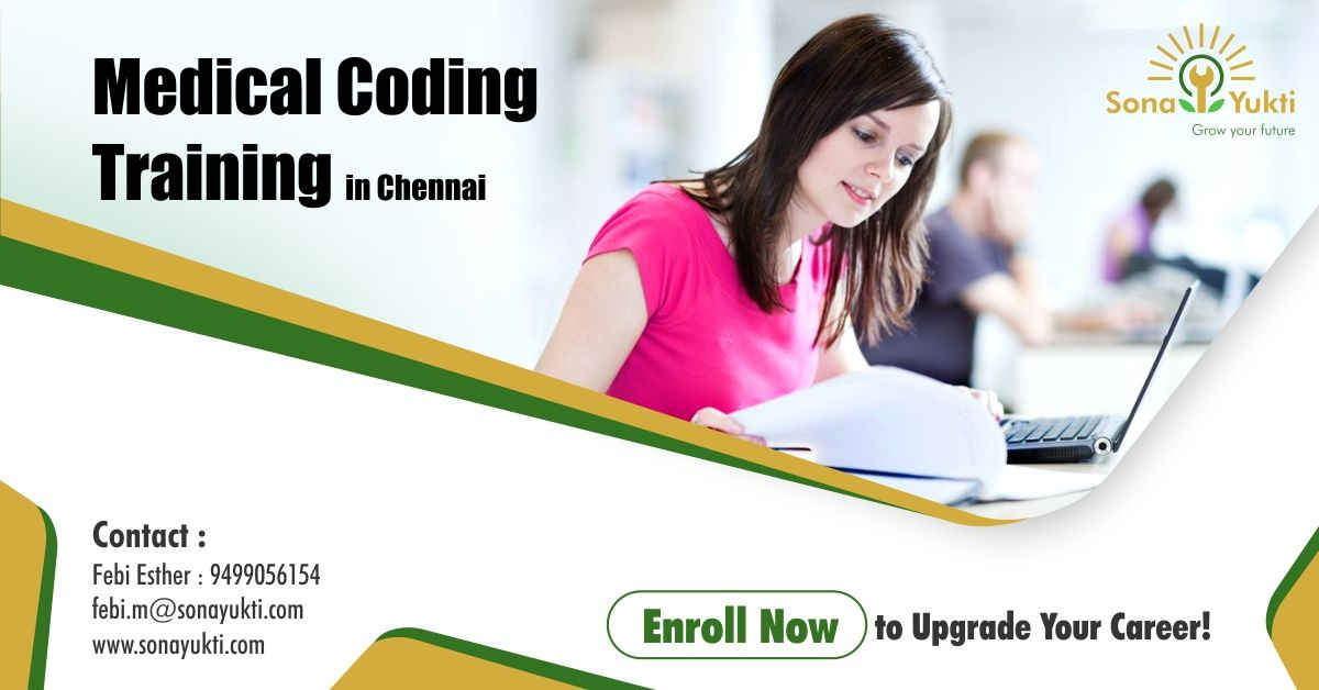 Medical Coding Training in Chennai! in 2020 Medical