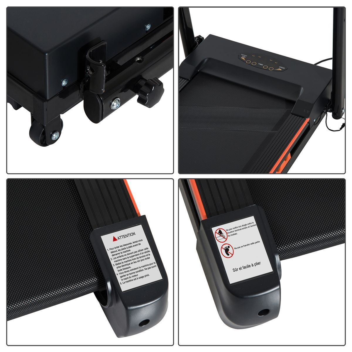 Tapis Roulant Electrique De Marche 370 W Taille Taille Unique In 2019 Products Tapis Roulant Electrique Tapis