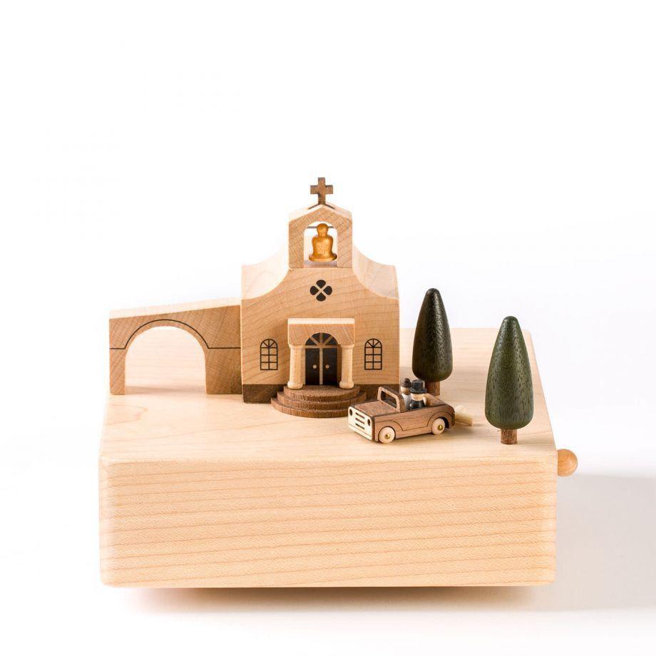 Wooderful Life Wedding Church