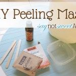 Home Made Peeling Mask [Recipe] « Sweet Anne Handcrafted Designs
