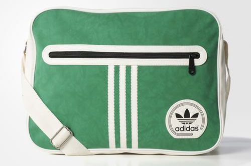 5d48a6d53494 Sale watch  Adidas Originals vintage airliner bag