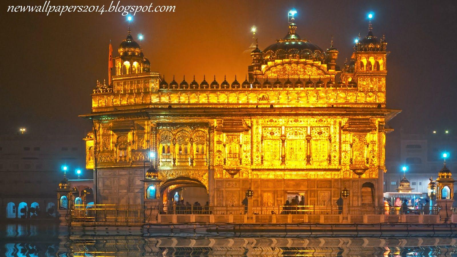 Golden Temple Hd Wallpaper Wallpapersafari Golden Temple Amritsar Golden Temple Amritsar Hd Wallpaper Golden Temple