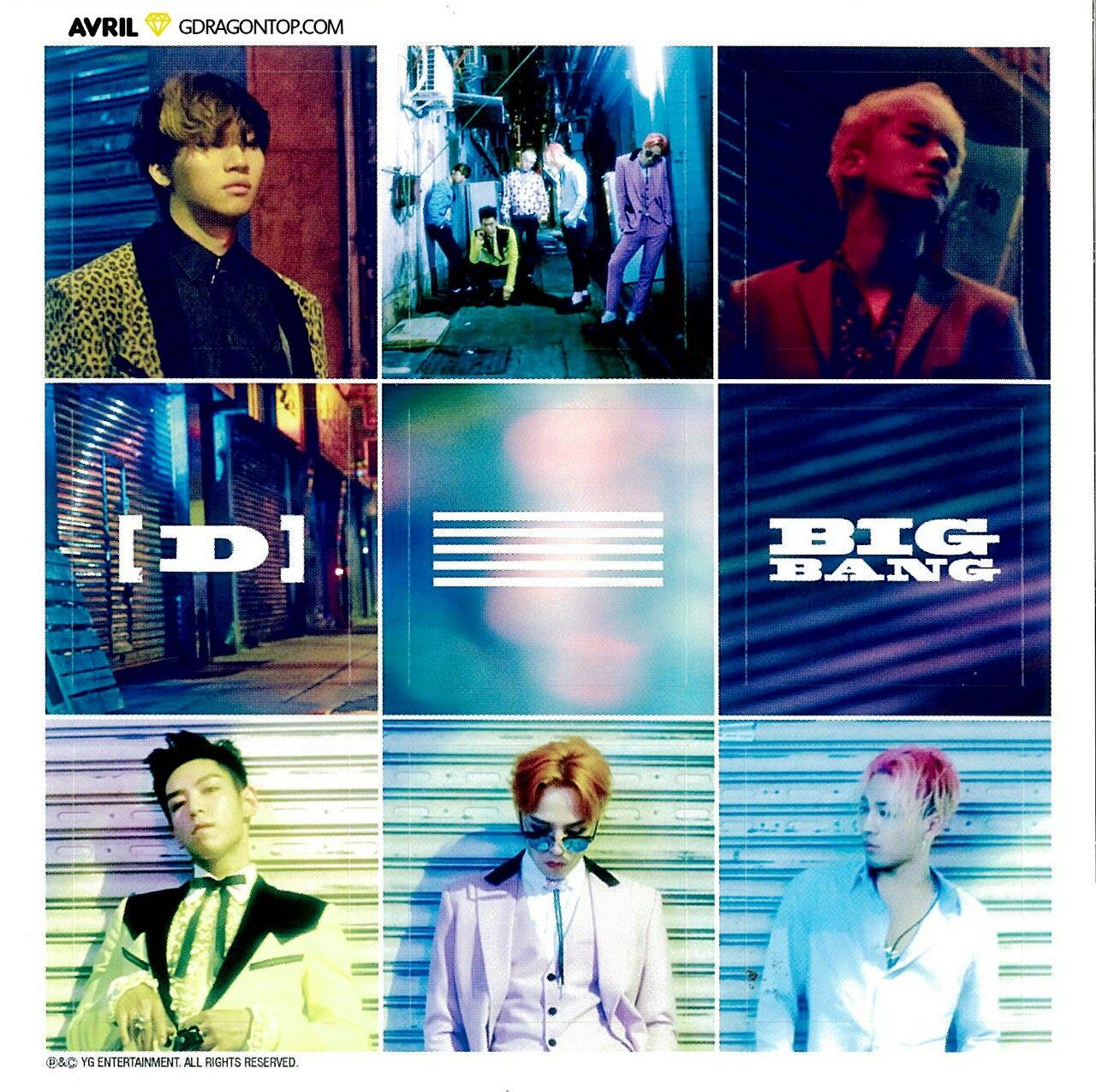 BIGBANG - MADE Series 'D'