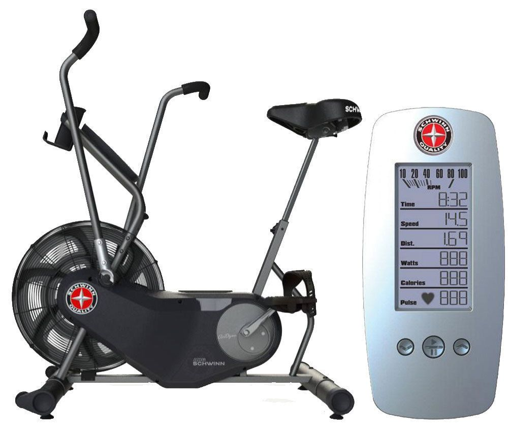 Schwinn Airdyne Ad6 Exercise Bike New Newest Model Recumbent Bike Workout Biking Workout Exercise Bikes