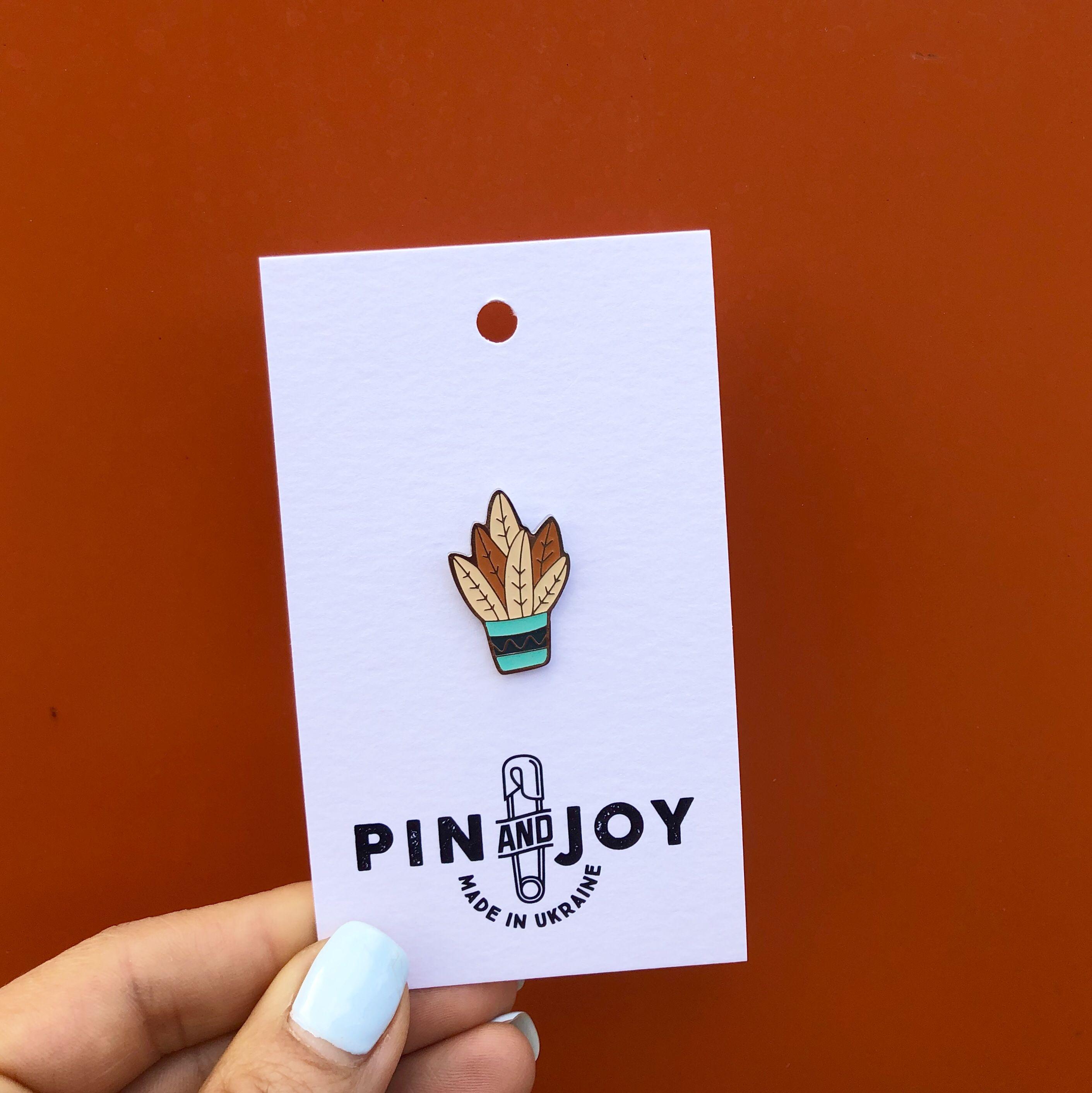 Ukraine Single Lapel Pin