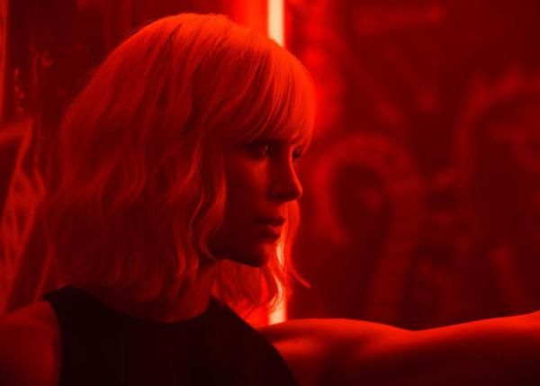 Two teaser trailers for Atomic Blonde, the upcoming spy action thriller  movie starring Charlize Theron and James McAvoy: