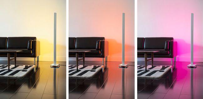 Koncept S Tono Led Mood Floor Lamp Lightpublic The Latest In Lighting And Interior Design Floor Lamp Design Lamp