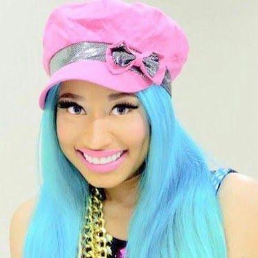 Nicki Minaj Blue Hair 3 Nicki Minaj Nikki Minaj Nicki Minaj Quotes