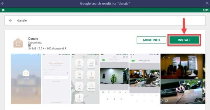 Download Danale App For PC/Laptop (Windows 10/8/7 and Mac OS