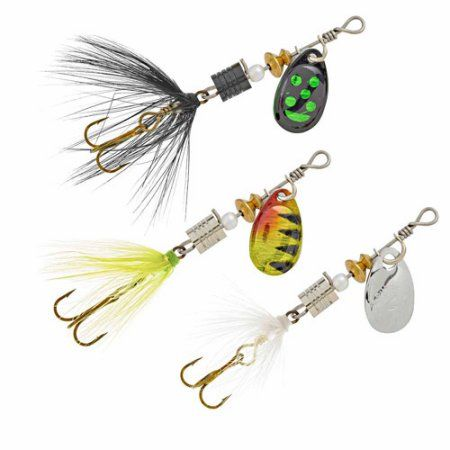 Perfect spinner 1//8 OUNCEThe Ultimate Trout Spinner Free Shipping!!!