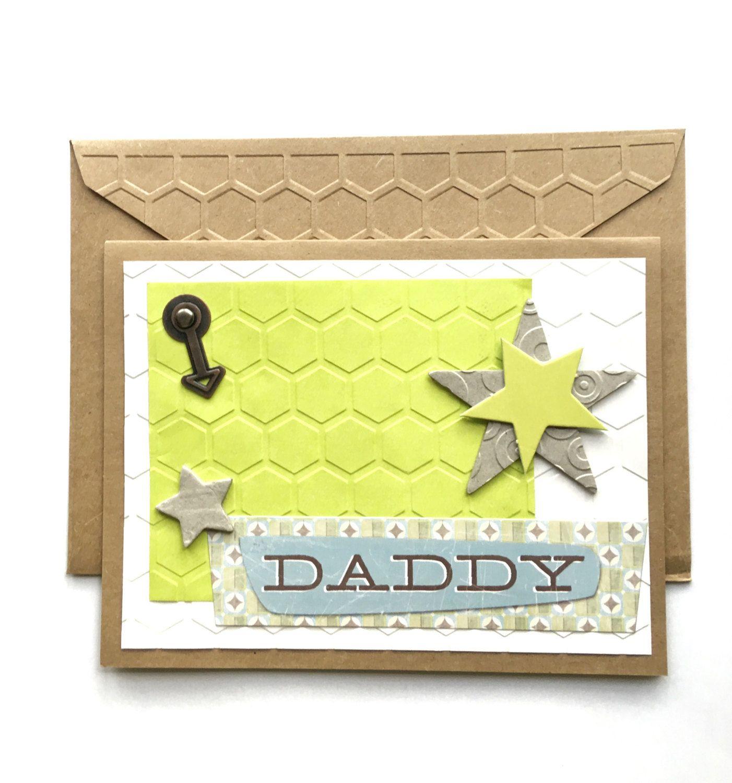 Dad Birthday Card New Dad Card Dad Card Father Birthday