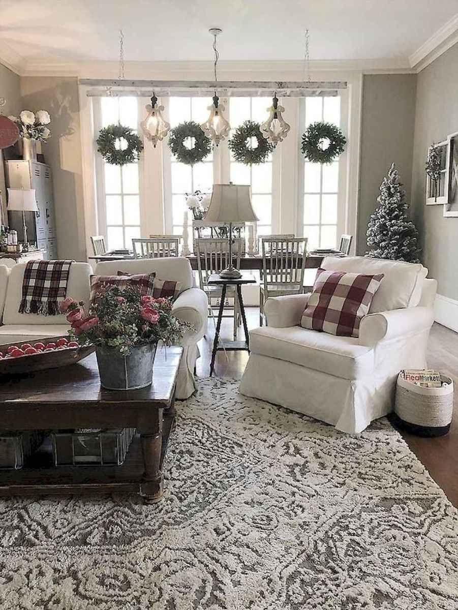 01 best farmhouse living room with rug decor ideas in 2020 on colors for farmhouse living room id=45778