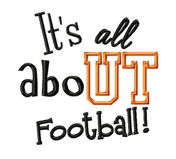 UT football