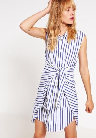 Closet Sukienka Koszulowa Multicolor Closet Ona Sukienki Dzienne Fashion Mini Dress Dresses