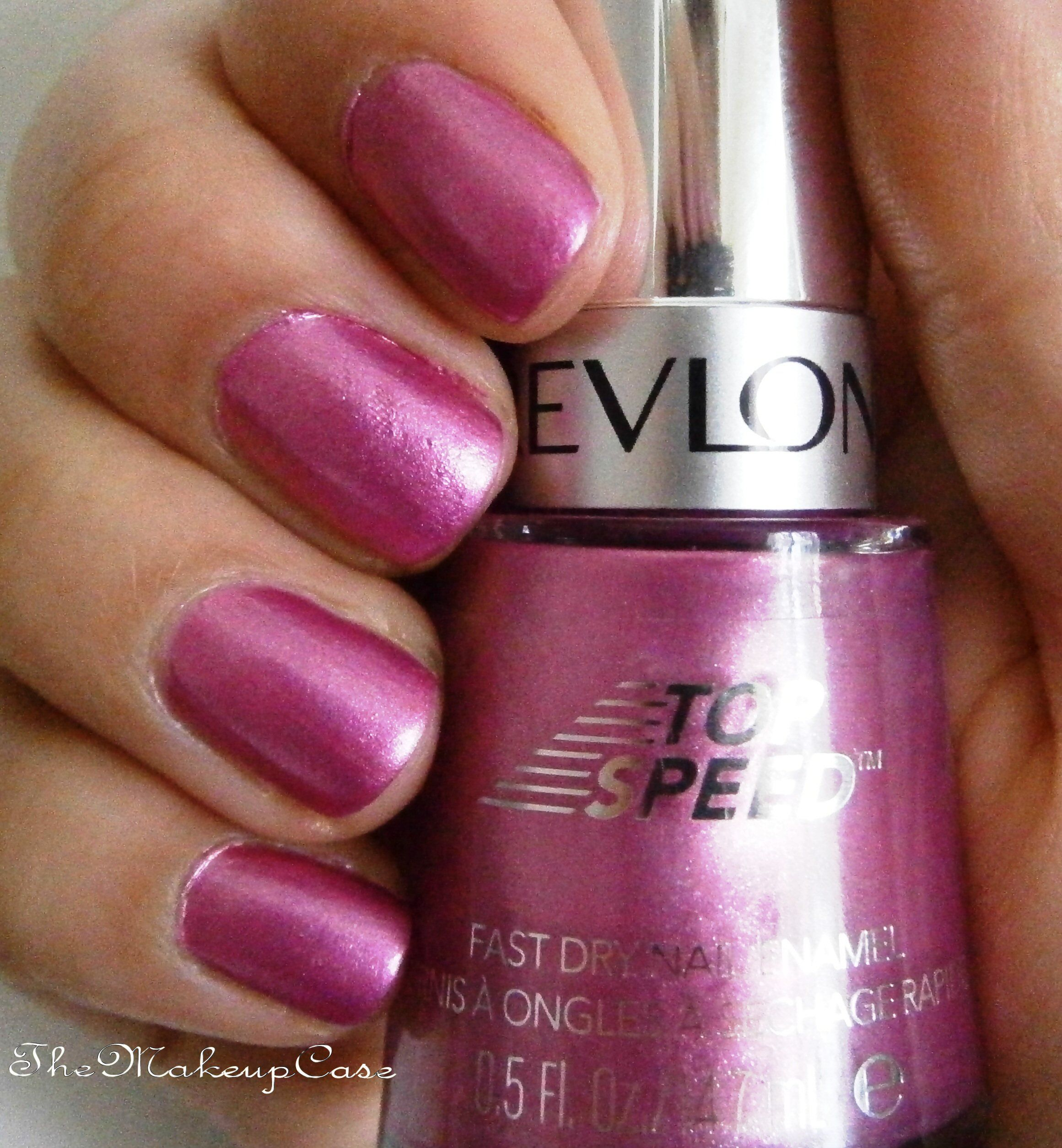 Revlon top speed: in the color orchid 555 | My Nail Polish ...