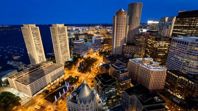 World's First 'Layer-Lapse' Combines Different Times into Each Shot of Boston