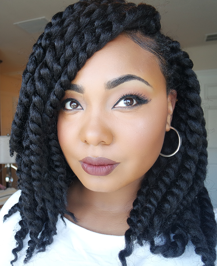 crochetbraids short cute styles