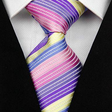 Slips(Flerfarvet,Polyester)Stribet 4905436 2016 – kr.30