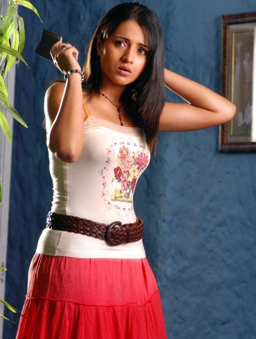 South Indian Pretty Actress Trisha Free Desktop Wallpaperamazing Hot Sexy