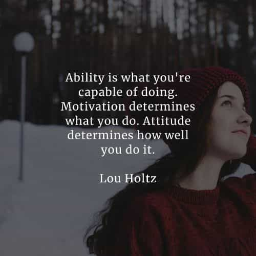 48 Attitude quotes that will make positivity out in you