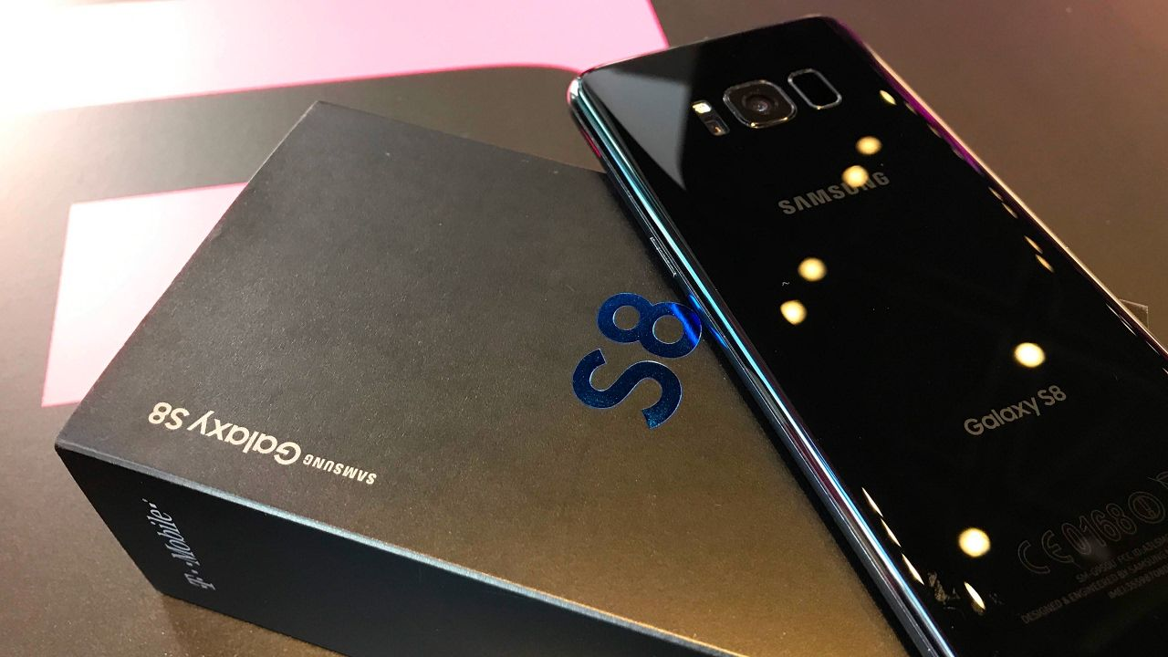 Image Result For Samsung S8 Plus Unboxing With Images Samsung