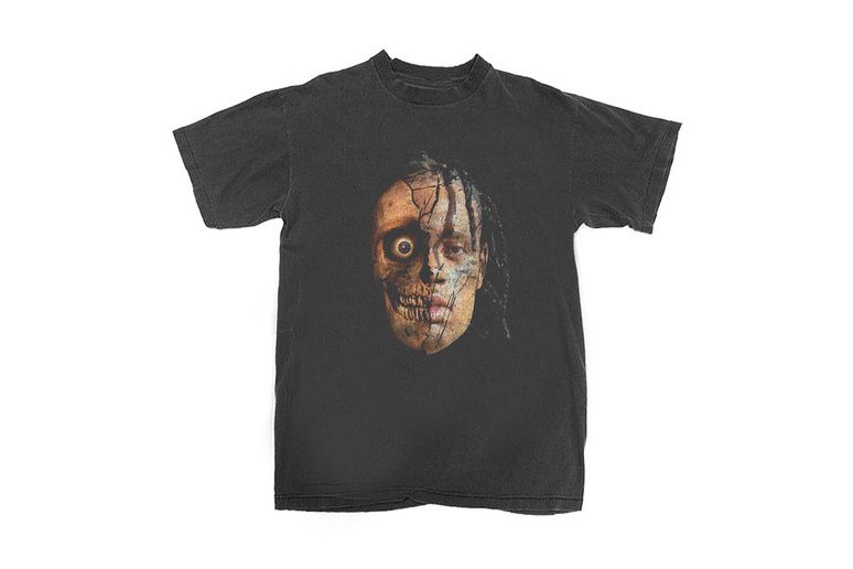 8b0aeced53cf This is a pre-order for the travis scott pen pixel t-shirt from the madness  tour. This t-shirt is rare and sold out online. I w…