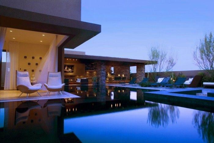 luxus pool ganz toll aussehende luxus pools für garten | luxuriöse, Garten und Bauten