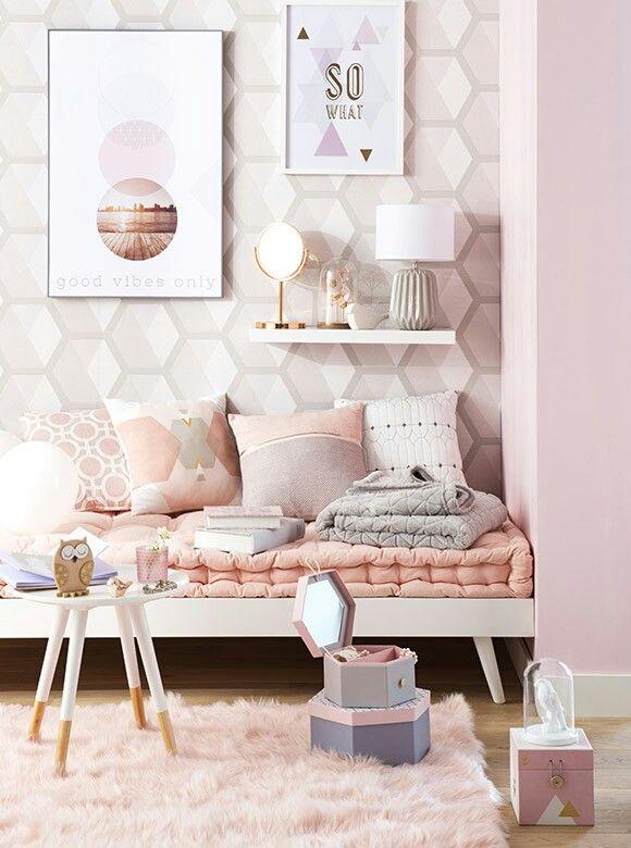 Épinglé par fafa sur déco | Pinterest | Chambres, Deco chambre et ...