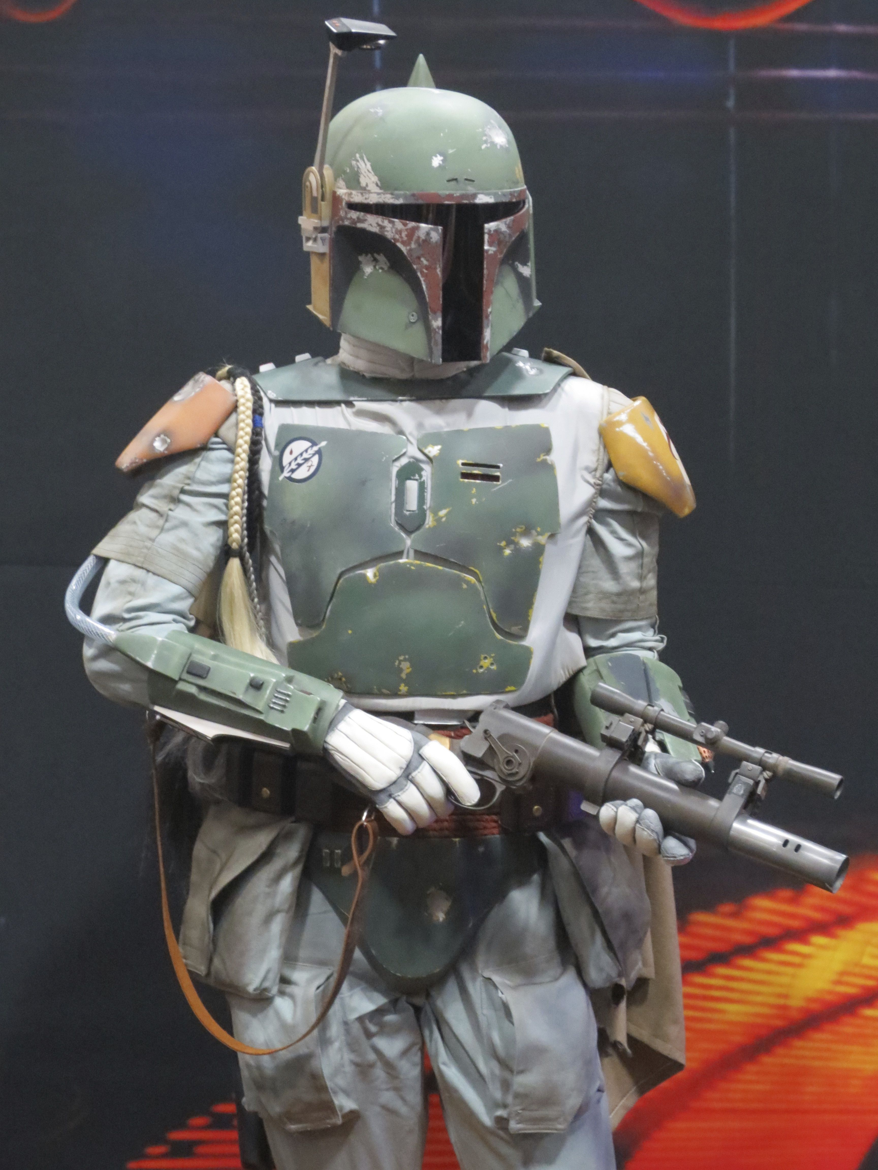 Boba Fett By Sideshow Collectibles - 2013 SDCC  #starwars #bobafett #sideshowcollectibles #sdcc