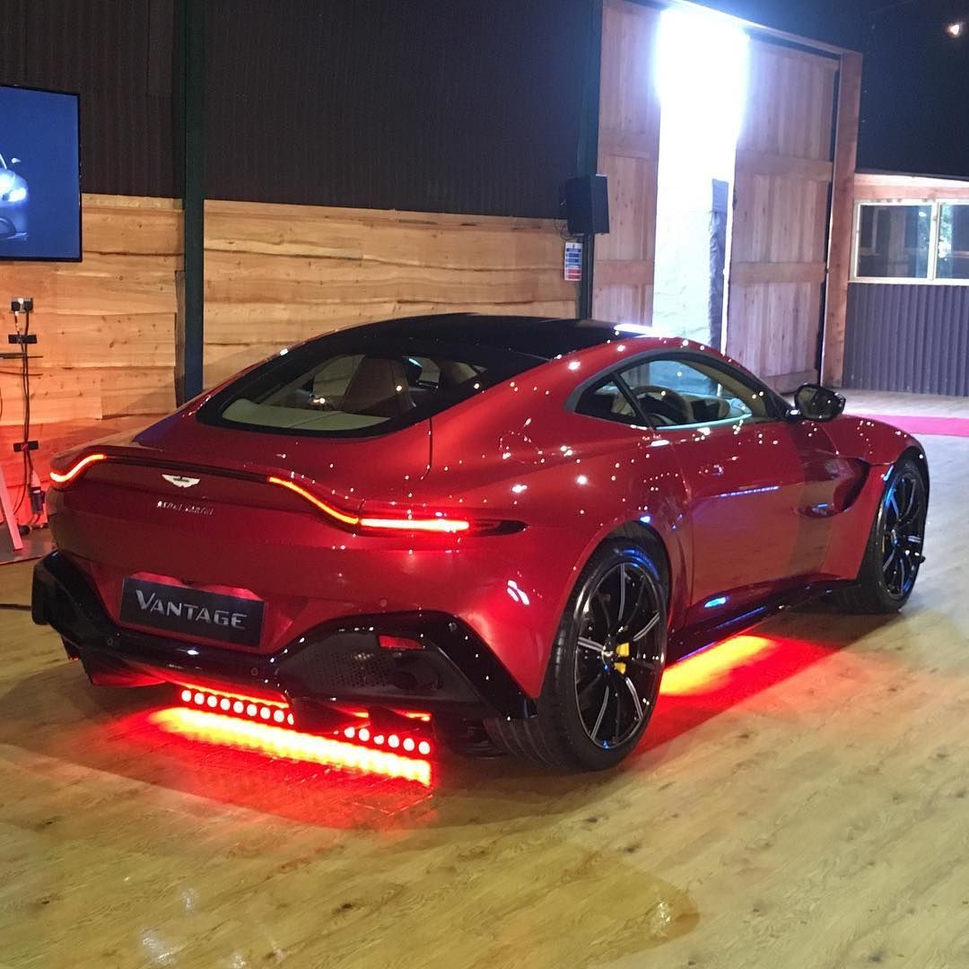 The Latest Luxury Cars That Come To Be Dream Cars Not Just Does The Exterior Look Change In This Car Th Aston Martin Vantage List Of Luxury Cars Aston Martin