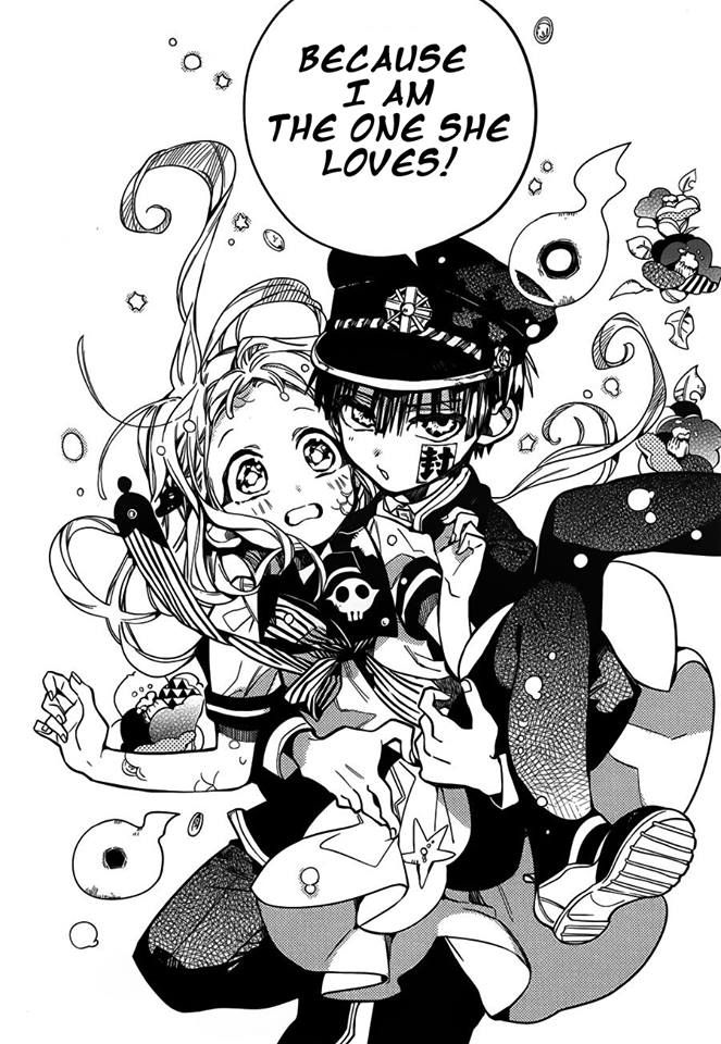 Download 「manga」hanako x yashiro moments part 1. Amane x Yashiro / Hanako-kun x Yashiro // Jibaku Shonen ...