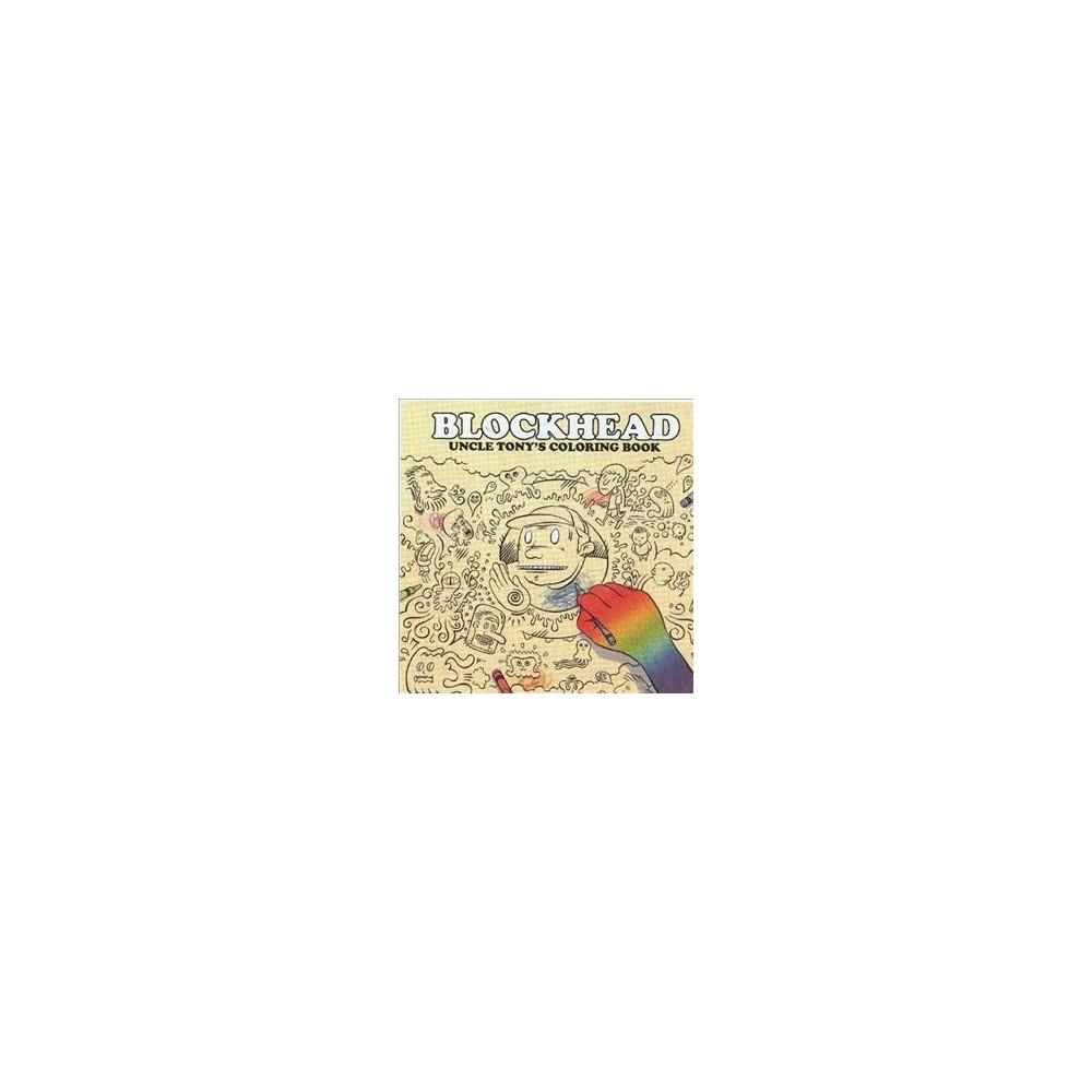 Blockhead - Uncle Tony\'s Coloring Book (Vinyl)   Pinterest ...