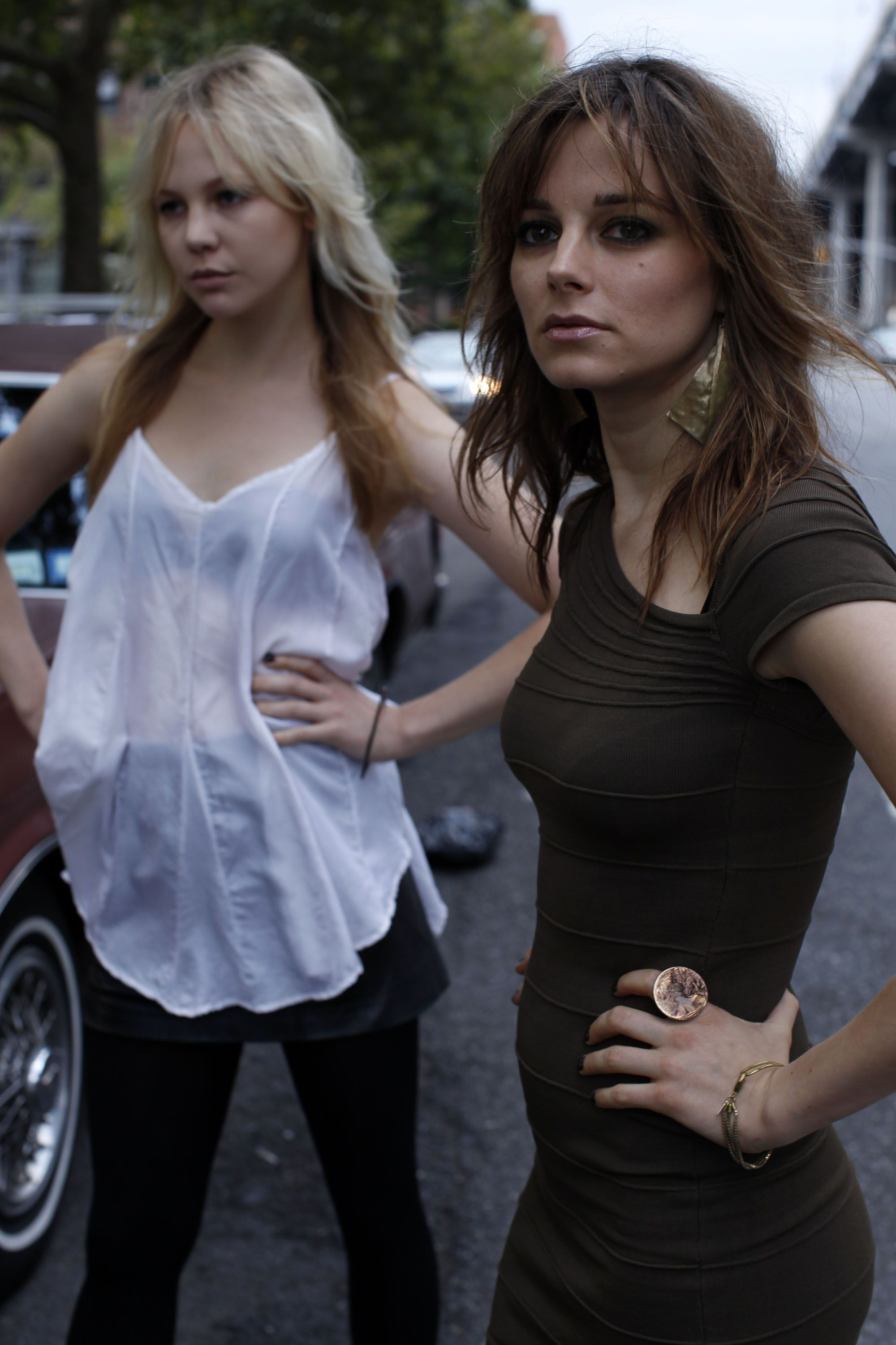 Bojana Novakovic And Adelaide Clemens In Phase 4 Film S Quot Generation Um Quot 2013 Bo J A N A