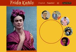 A website on Frida Kahlo's life and works. Available in English and Spanish. From the the San Francisco Museum of Modern Art.
